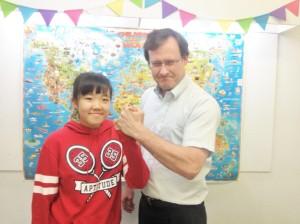 英検 before test Eiken pre1 Chisato 2016 06 09