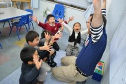 Kinder Class Photo